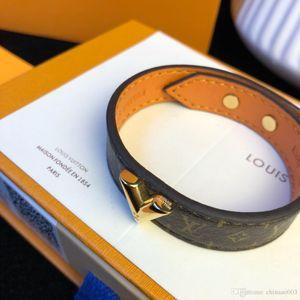 Bracelet en or rose avec bijoux, de créateur de mode classique, avec boîte d'emballage d'origine, sélection de cadeaux haut de gamme, livraison porte à porte gratuite 55