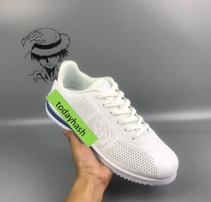 Cortez zapatos 2019 Mejores clásica para hombre para mujer corriendo zapatos de las zapatillas de deporte baratas de cuero deportivo originales Cortez zapatos para caminar de ultra muaré venta 36-45