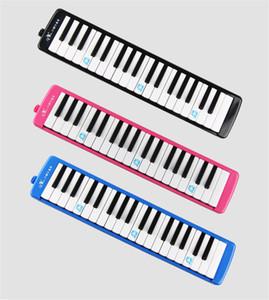 Swan Melodica 37 Tuşlar Öğretim Performans Ağız Organ Plastik Torba Içinde Paketlenmiş Klavye Nefesli Profesyonel Müzik Aletleri