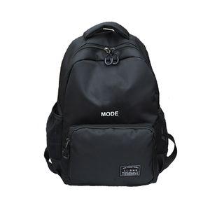 Mochila Para Mulheres Marca Desner Travel Bag Mochila Escolar para adolescente Casual alta capacidade Bag Pacote de transporte da gota