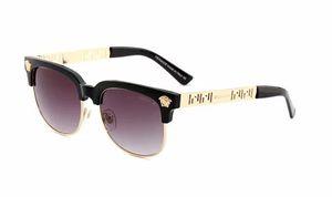 2019 lense para 214 Óculos de desenhista de sol acessórios óculos Óculos de sol de vidro verde luxo vintage sol óculos espelho Mens mulheres locs