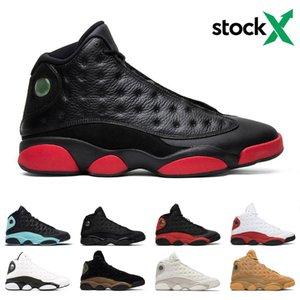 2020 Jumpman 13 13s Мужчины Баскетбол обувь площадка Reverse Он доигрались Flint Phantom Грязные Бред размер Мужские 36-47 Кроссовки Кроссовки