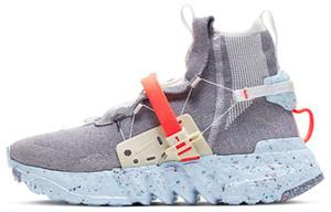 2020 Nueva-venta pre 03 Espacio Hippie mujeres de los hombres de los zapatos ocasionales el tamaño azul-gris-rojo zapatillas de deporte de los zapatos de alta calidad CQ3989-001 36-46
