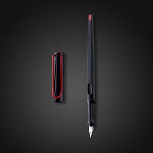penna stilografica in plastica a corpo lungo 0,38 mm penne a inchiostro per scrittura dolma kalem pluma fuente stylo pennacchio caneta tinteiro Stationery 1079