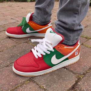 2020 new arrive 7-Eleven x NIKE SB Dunk Low 7-11 Designer Authentic Skateboard Sneakers Mens Womens Casual running Shoes Trainers