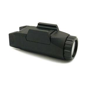 التكتيكية الاتفاق APL مسدس ضوء APL-G3 LED الضوء الأبيض ثابت ومؤقتة وستروب وسائط بندقية صيد المصباح الأسود