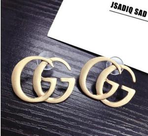 2019 Numero di perle ciondola la catena famosa marca designer gioielli di lusso gioielli Brincos orecchini orecchini per Wom 663