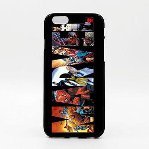 For Sony Xperia XZ4 XZ3 XZ2 Compact XZ1 XZ Premium XA3 XA2 XA1 Ultra XA1 XA2 Plus Print pattern DC Marvel Super Hero High quality phone case