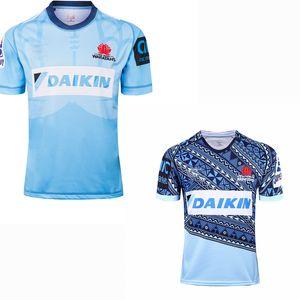 Nuevos 2018 2019 2020 Waratahs NSW rugby jerseys Liga de rugby jersey 19 20 camisas