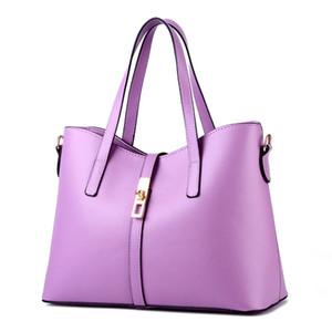 HBP Womens Borse Borse Borsa a tracolla Fashion Femmina Borse a tracolla Borse a tracolla Donne Borse in pelle Purple