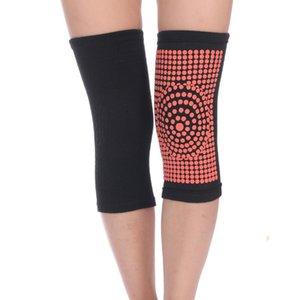 Genouillère Protector 1 Pcs jambe arthrite Injury Gym manches élastiqué Bandage GENOUILLÈRE Bonneterie genouillères Préchauffage gros