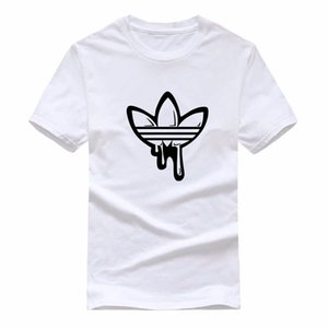 2019 d'homme de luxe ADI Imprimer Sports de plein air T-shirt Tops Vêtements de sport de haute qualité