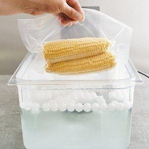 Sous Vide Cozimento 20 milímetros Balls BPA 250 bolas com malha de secagem Bolsa para Anova Joule Fogões Água Bath Cozinhar e Sous Vide Co