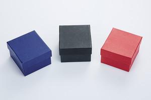 هدية مربع كرتون هدية لحالة الإسورة أقراط الطوق ووتش المعصم تخزين المجوهرات هدية مربع سات kutusu مربع لمشاهدة dhl شحن