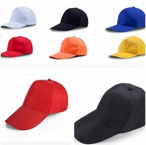 Plain Baseball Cap women men caps Classic hat Casual Sport Outdoor Adjustable cap fashion unisex kids adult hat KKA7718