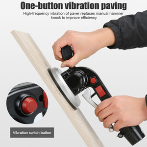 Carreaux Vibrator électrique à main automatique Leveling outil Machine pour Sol Mur QJs Boutique
