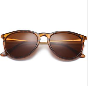2020 New Round Sunglasses Women Ocean Lens Mirror Sun glasses Men Design Metal Frame Vintage Glasses UV400