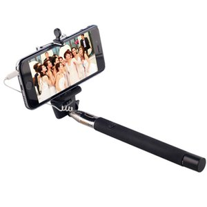 Selfie stick monopods Extendable Self Portrait Stick for Android Iphone smartphone