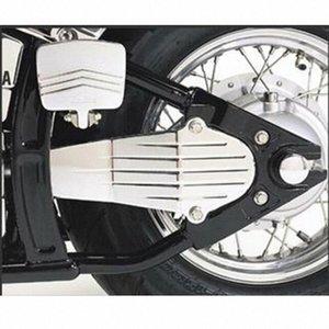 Krom Motosiklet Drive Shaft Kapak Motokros V For Yıldız 650 1998 2012 V Yıldız 1100 1999 2009 ClassicCustom Motosiklet bKXj #