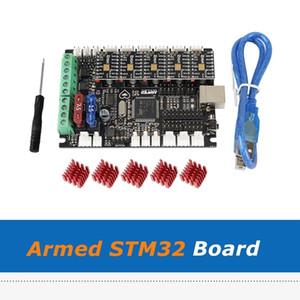 32bit Marlin2.0 Armé STM32 MotherBoard + de TMC2208 Pilotes pour Prusa I3 MK3S MMU2s Pièces d'imprimante 3D