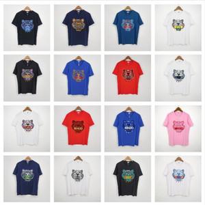 2020 New Hot Sale Brand Shirt Designer Women Mens Tiger T-shirt Fashion Casual Spring Summer Tees High Quality Tshirt 20032801W
