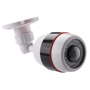 1080P CCTV Camera 5MP 1.7MM Fisheye Lens 180Degree Panoramic AHD Camera Night Vision Waterproof Outdoor Bullet Camera