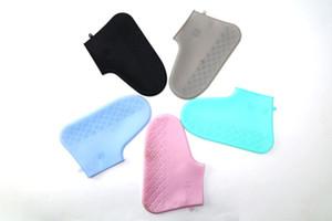 제조업체는 고품질 실리콘 방수 신발은 여러 가지 빛깔의 조명 소프트 방우 실리콘 신발 covers11을 커버 판매