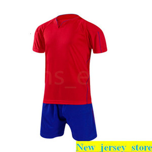 Top del fútbol jerseys baratos libres del envío al por mayor de descuento cualquier nombre cualquier número Personalizar camiseta de fútbol del tamaño S-XL 108