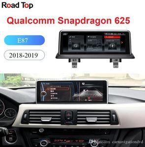 BMW는 시리즈 2 E87 자동차 2018 -2019 터치 스크린 스테레오 대시 멀티미디어 플레이어의 경우 8 0.8 안드로이드 9 0.0 O를 GPS 네비게이션 디스플레이
