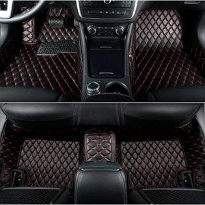Ajuste para Nissan Altima 2013-2018 encargo de lujo Todo-Tiempo almohadillas Estera impermeable del coche Tapetes