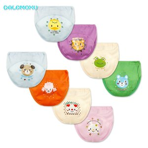 DALEMOXU Potty Training Pants Diapers Reusable Washable Baby Nappies For Toddler Boy Girl Cotton Waterproof Clothes Panties