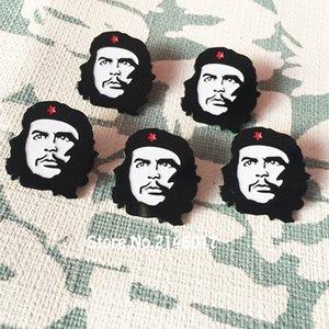 10pcs socialista liberale militare spilla e il dono spilla o Art Metal Craft 27,5 millimetri Che Guevara Pins Rebel smalto Badge