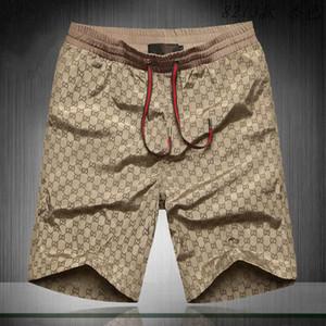2020 Hochwertige Designer Brief drucken Board Shorts Mens Board Summer Beach Surf Shorts Hosen Herren Badeshorts
