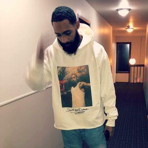 19ss Detroit Pop Up Hoodies Guerrilla Loja Suéter limitada camisola Hip Hop clássico Casal Casual Rua T Shirts HFYMWY226