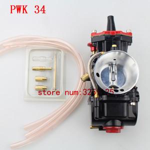 Universale nero mikuni 4T modificare carburatore PWK 28 30 32 34 mm adottato a 100 200 300 cc off moto strada motorino ATV UTV