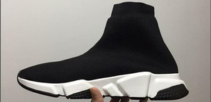 Fashion Socks Shoes Speed Trainer Casual Shoes Sneakers Race Runners for Men & Women Sports Shoes Size 36-45