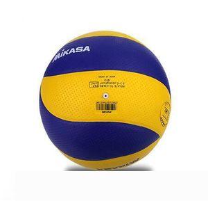 Professional Volleyball Competição tamanho 5 oficial Voleibol PU Soft Touch Tamanho padrão MVA 200 voleibol, voleibol de praia