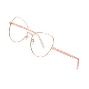 AOFLY MARQUE DESIGN Fashion® Cat Eye Blue Light Lunettes de blocage Optique Lunettes à Femmes Cadre Mesdames ordinateur lunettes UV400