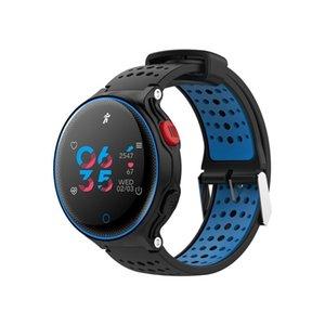 Wasserdichte X2 Plus-Armband Bluetooth Smart Watch Blutdruck Blut-Sauerstoff-Puls-Monitor-Passometer Armbanduhr für Android iPhone