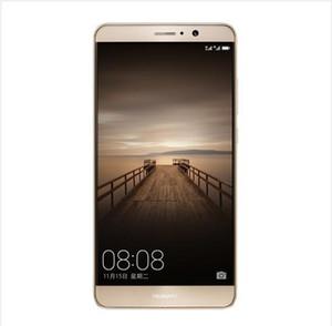 Maté d'origine Huawei 9 Phone 4G LTE Cell 6Go RAM 128Go ROM Kirin 960 Octa base Android 5.9 pouces 20MP ID d'empreintes digitales NFC Smart Mobile Phone
