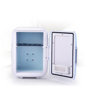 mling Kompakt Boyut 4L Araç Buzdolapları 4L Araç Kullanım Buzdolapları Ultra Sessiz Düşük Gürültü Mini Dondurucu