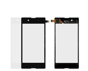 LCD com tela sensível ao toque para sony d2202 xperia e3 d2203 d2206 tela lcd digitador painel de vidro frontal