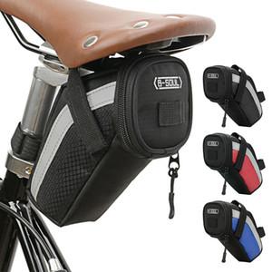 MTB Bisiklet Koltuk Kuyruk Çanta Taşınabilir Bisiklet Saddle Çanta Kılıfı Bisiklet Aracı Depolama Arka Pannier Bisiklet Depolama Ekipmanları