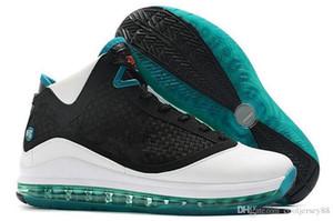 높은 품질 제임스기를 스포츠 조깅 운동화 크기 40-46를 냉각 장치 2,020 제임스 (7) 레드 카펫 남성 농구 신발 화이트 블랙 유리 블루