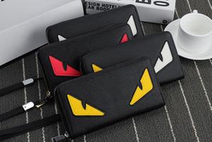 2019 neue Mode-Trend kleines Monster Handtasche net rote Handtasche Persönlichkeit Multifunktions-Brieftasche