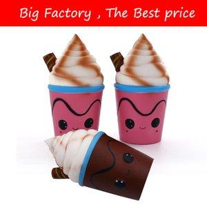 Galaxie Starbucks Ice Cream Squishy Slow Rising Mignon Jumbo Strap Doux Squeeze Pain Parfumé Gâteau Jouet Cadeau Kid Fun