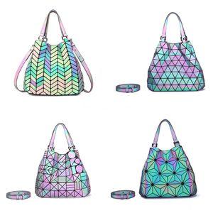 Top Quality Calf Skin Luxury Belt Bags Two-Tone Women Shoulder Bag Brand Designer The Banner Tote Fashion Handbags #284