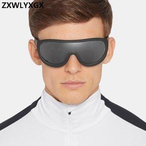 ZXWLYXGX gafas de sol de la vendimia de los hombres a estrenar de conducción Gafas de sol masculino clásico Sombras de gafas gafas de sol