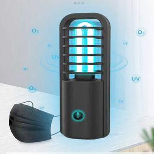새로운 UV 휴대용 USB 자외선 살균 램프 실내 미니 UVC 살균 바이올렛 살균 램프 충전식 자동차 공기 정화