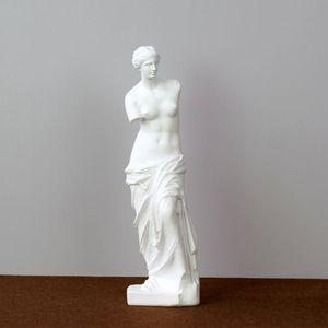 Nuove braccio rotto ornamenti Venus, Venere scultura del dio greco Miros, accessori per la casa, resina figura statua decorazioni europea resina pastorale